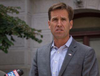Beau Biden, in a photo taken in 2012, when he was Delaware State Attorney General.