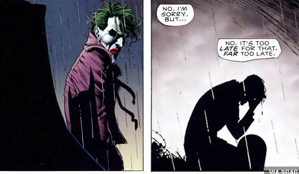Batman Joker The Killing Joke