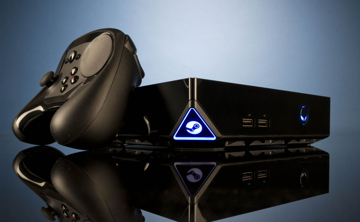 Alienware manager on Steam Machines lull: Windows 10 changed