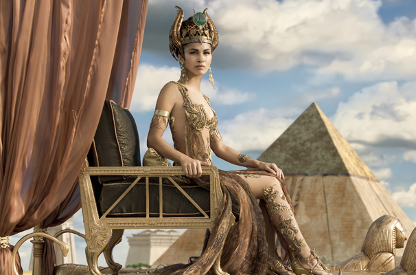 Gods of Egypt, Elodie Yung, Hathor
