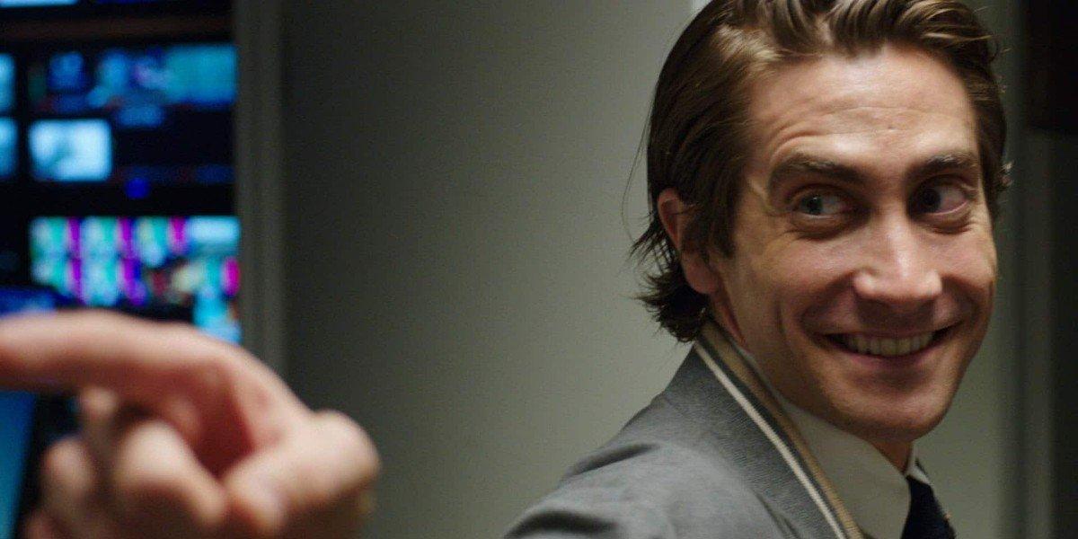 Jake Gyllenhaal - Nightcrawler
