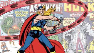 Marvel Comics 1962 covers