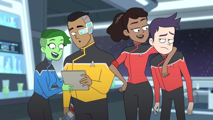 Meet the Crew of 'Star Trek: Lower Decks'