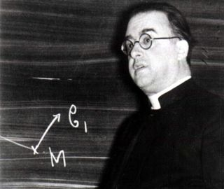 Georges Lemaitre was an astronomer and physicist at the Catholic University of Leuven.