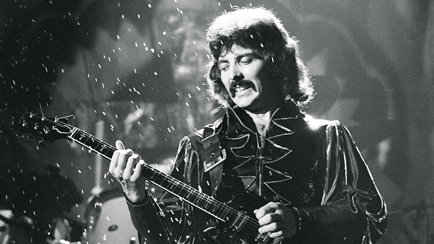 5 guitar tricks you can learn from Tony Iommi