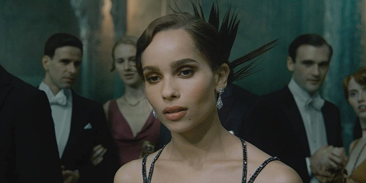 Zoe Kravitz in The Crimes of Grindelwald