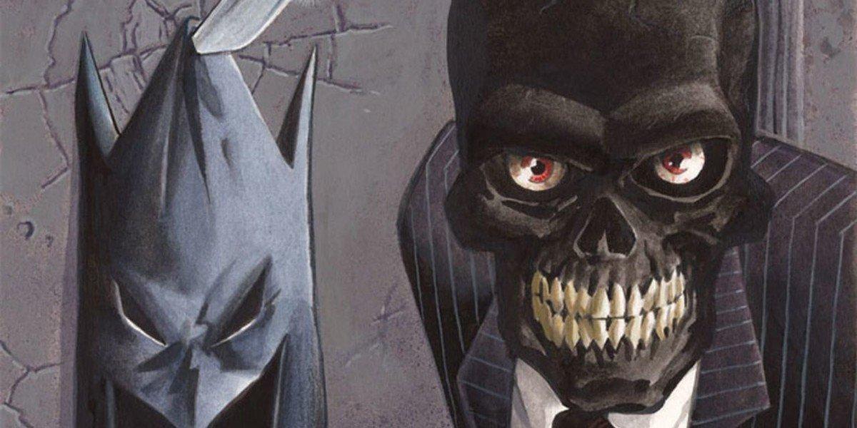 Black Mask in DC Comics
