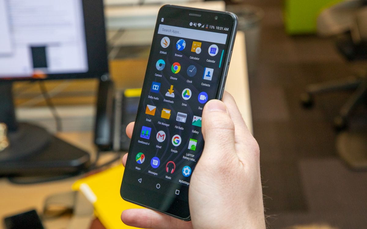 ZTE Blade Max View Review: A Pretty Good Cheap Phone   Tom's Guide