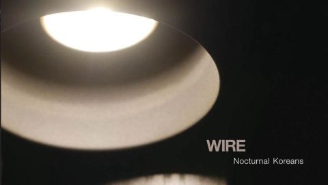 Wire Nocturnal Koreans album cover