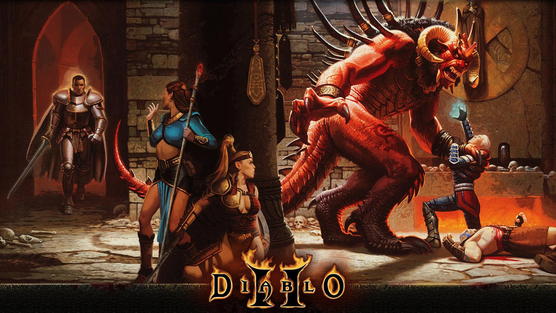 Diablo 2 Resurrected All The Diablo 2 Remaster News You Need To Know Techradar