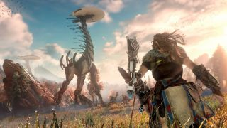 Horizon: Zero Dawn - Best PS4 Pro Games