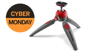 Manfrotto Pixi Evo Cyber Monday deal on Amazon US