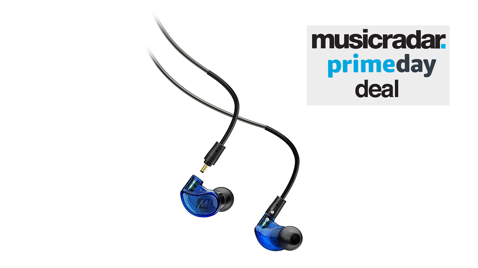 Prime Day lightning deal! Pick up these pro-quality MEE Audio in-ear monitors for only $36.99 | MusicRadar