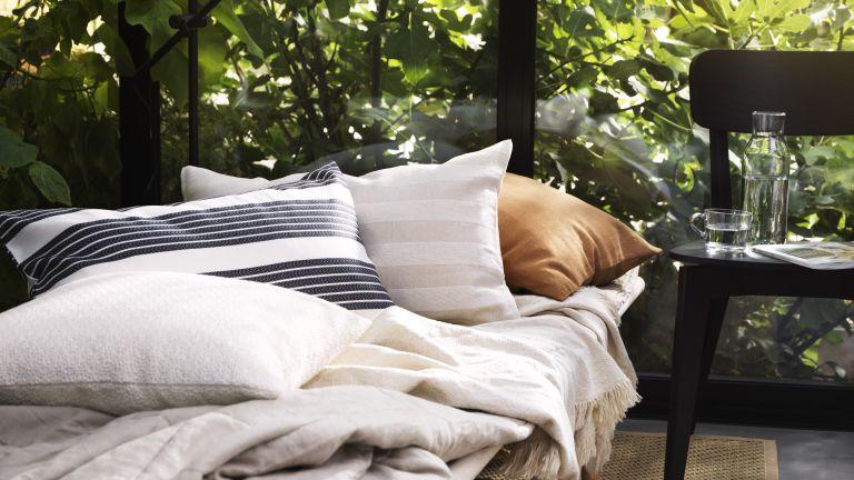 IKEA wearable blanket