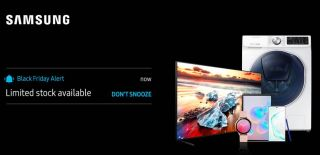 best Samsung QLED TV Black Friday deals