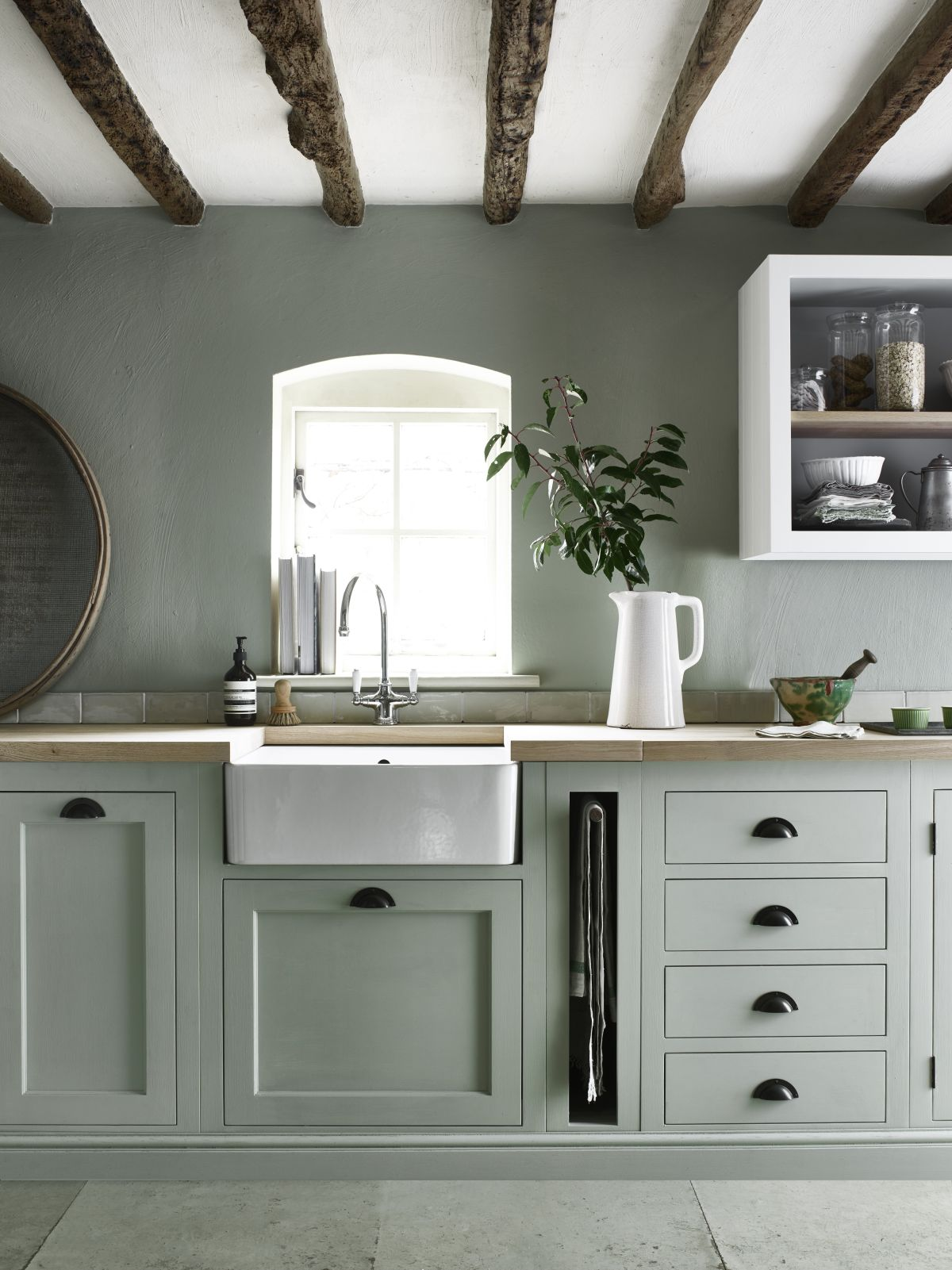 Green is 2020's biggest kitchen color trend