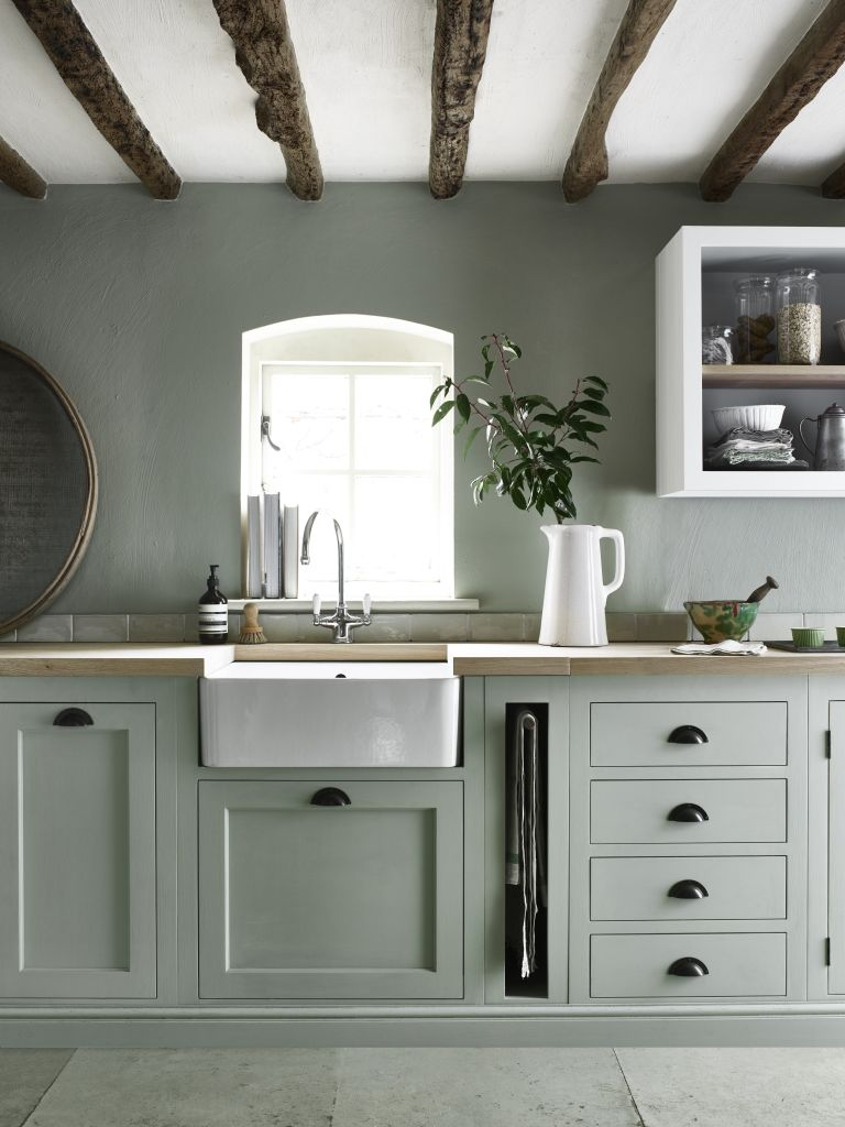 kitchen color trend