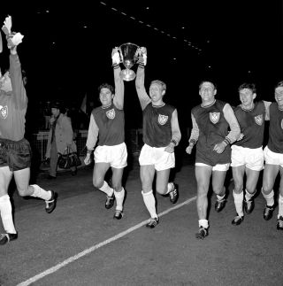 On This Day in 1965: Sir Bobby Moore leads West Ham to European glory