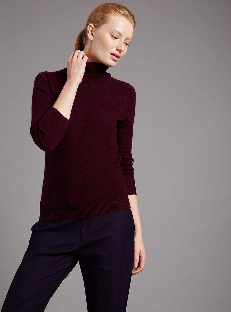 M&S Knitwear
