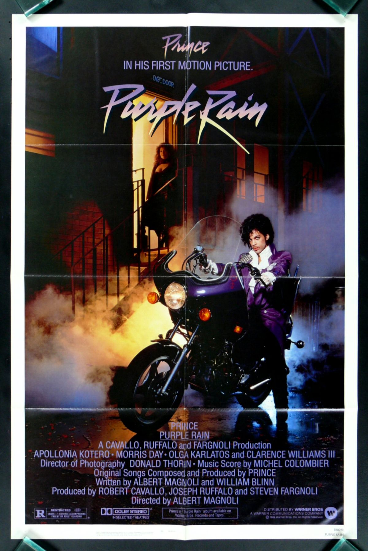 Purple Rain by Prince: The epic story of how it was made