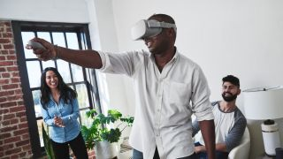 Oculus Go can now cast gameplay to your smartphone | TechRadar