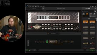 "Ryan ""Fluff"" Bruce AmpliTube 5 demo"