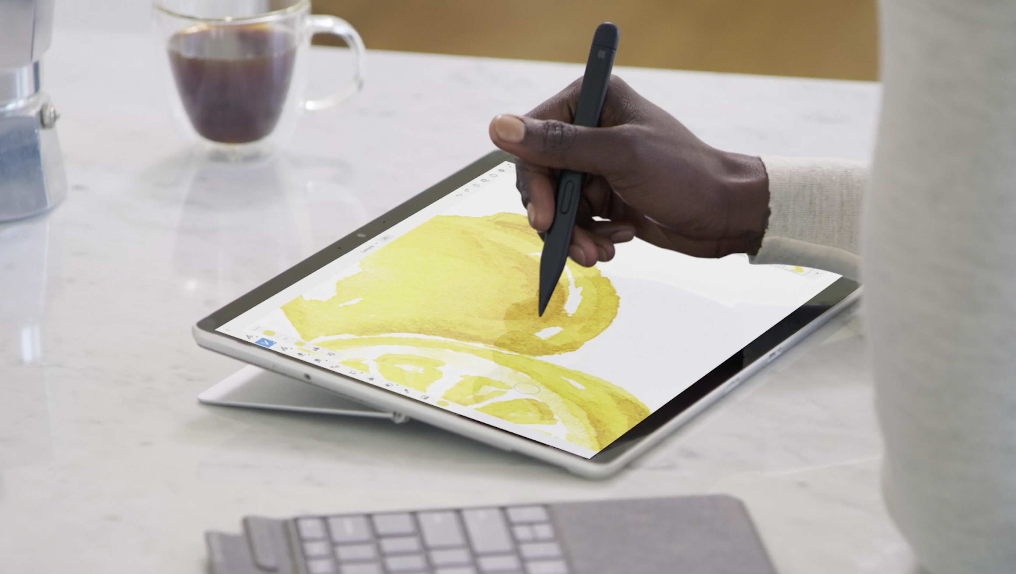 Surface Pro 8 at Surface Event 2021