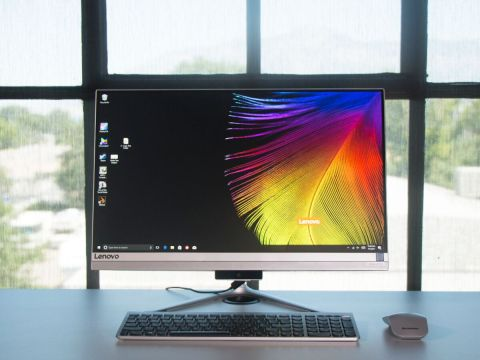 Lenovo IdeaCentre 520S-23IKU Review | Tom's Guide