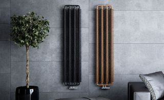 Contemporary house radiators