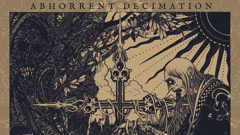 Cover art for Abhorrent Decimation - The Pardoner album