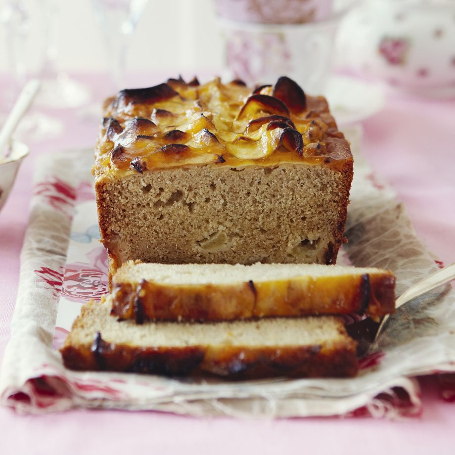 Apple And Clotted Cream Loaf Recipes Woman Home