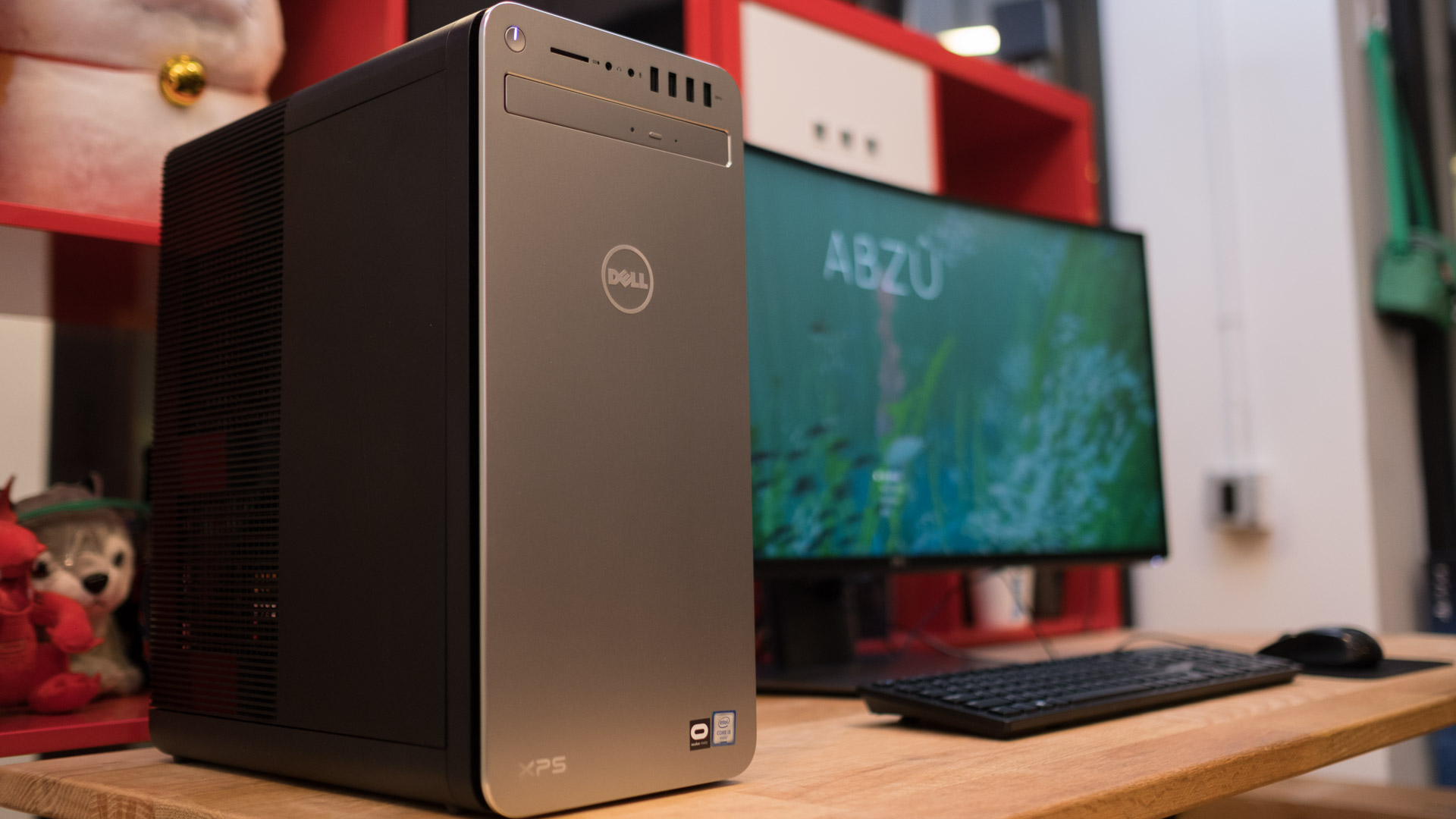 Peachy Dell Xps Tower Special Edition Review Techradar Download Free Architecture Designs Terchretrmadebymaigaardcom