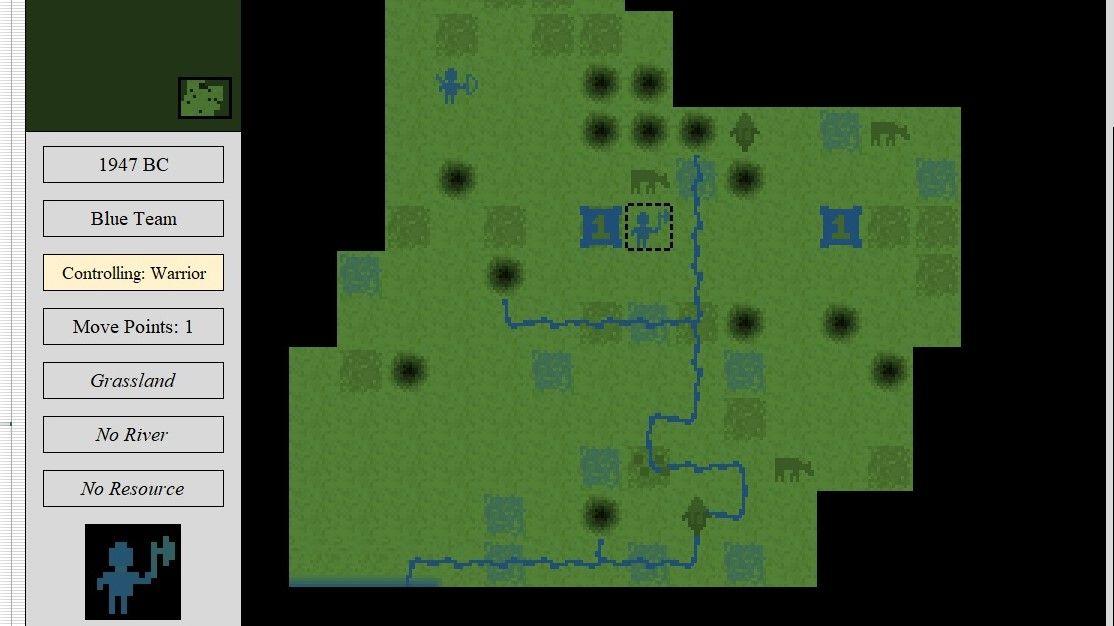 A fan has built a playable version of Sid Meier's Civilization in Microsoft Excel