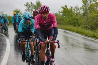 Giro d'Italia 2021 - 104th Edition - 4th stage Piacenza - Sestola 187 km - 11/05/2021 - Filippo Ganna (ITA - Ineos Grenadiers) - photo Luca Bettini/BettiniPhoto©2021