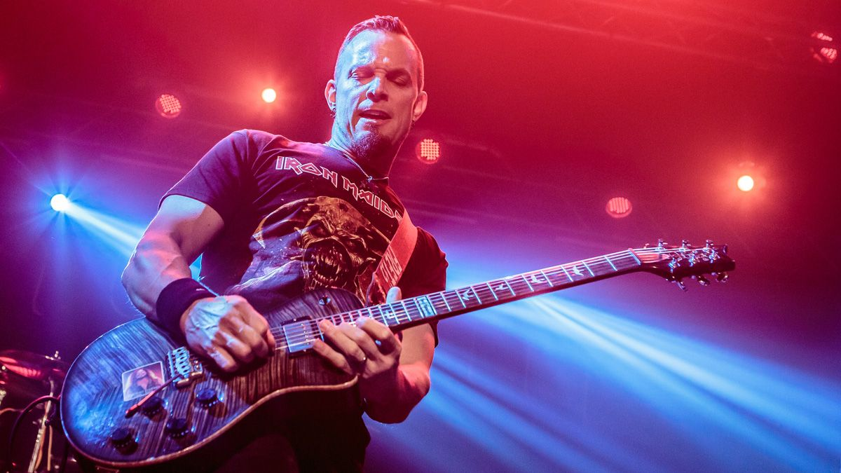 Mark Tremonti: these are the 10 guitarists who blew my mind