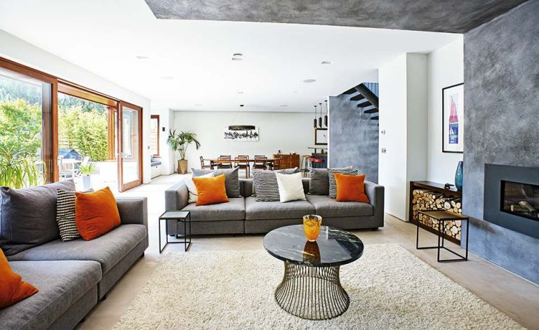 Real home: a dated bungalow gets contemporary conversion