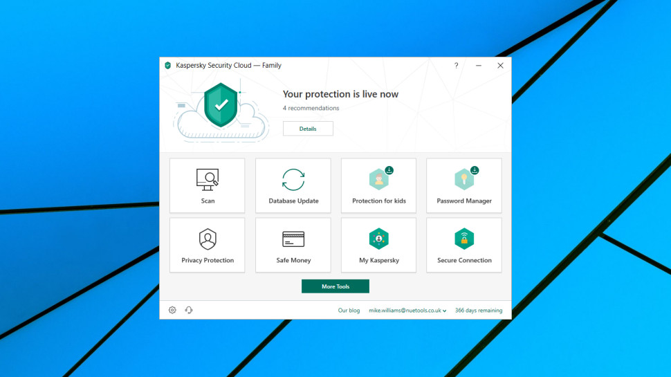 Kaspersky Security Cloud review | TechRadar