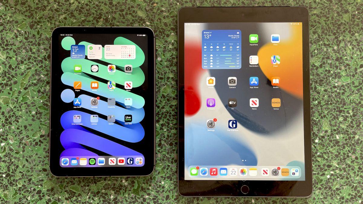 iPad vs iPad mini: which 2021 iPad is right for you?