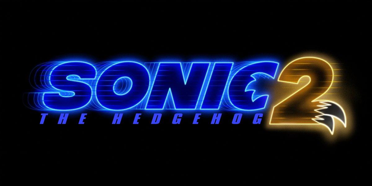 The Sonic the Hedgehog 2 logo