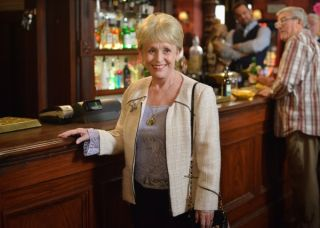 Peggy Mitchell's final scenes will air on Tuesday (Kieron McCarron/BBC)