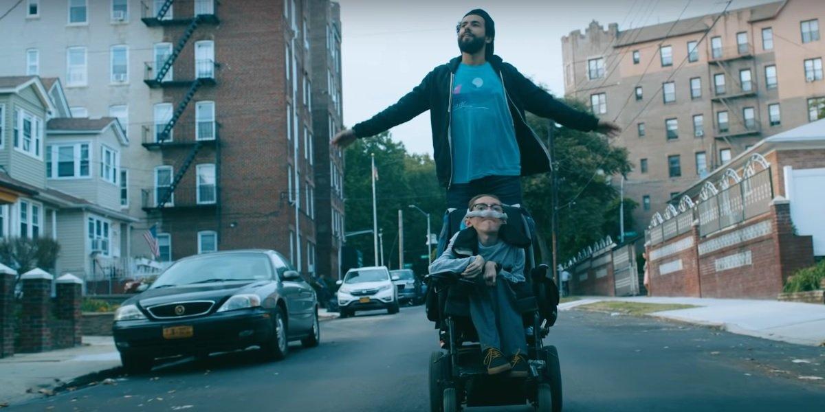 Ramy Youseef in Hulu's Ramy