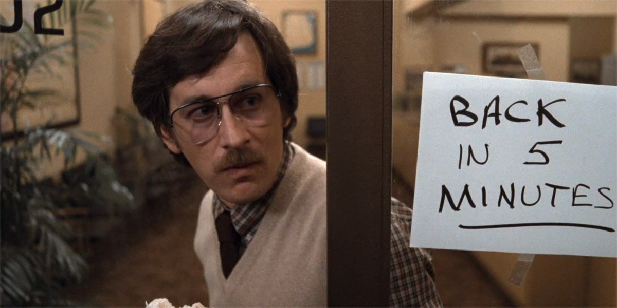 Steven Spielberg cameo in The Blues Brothers