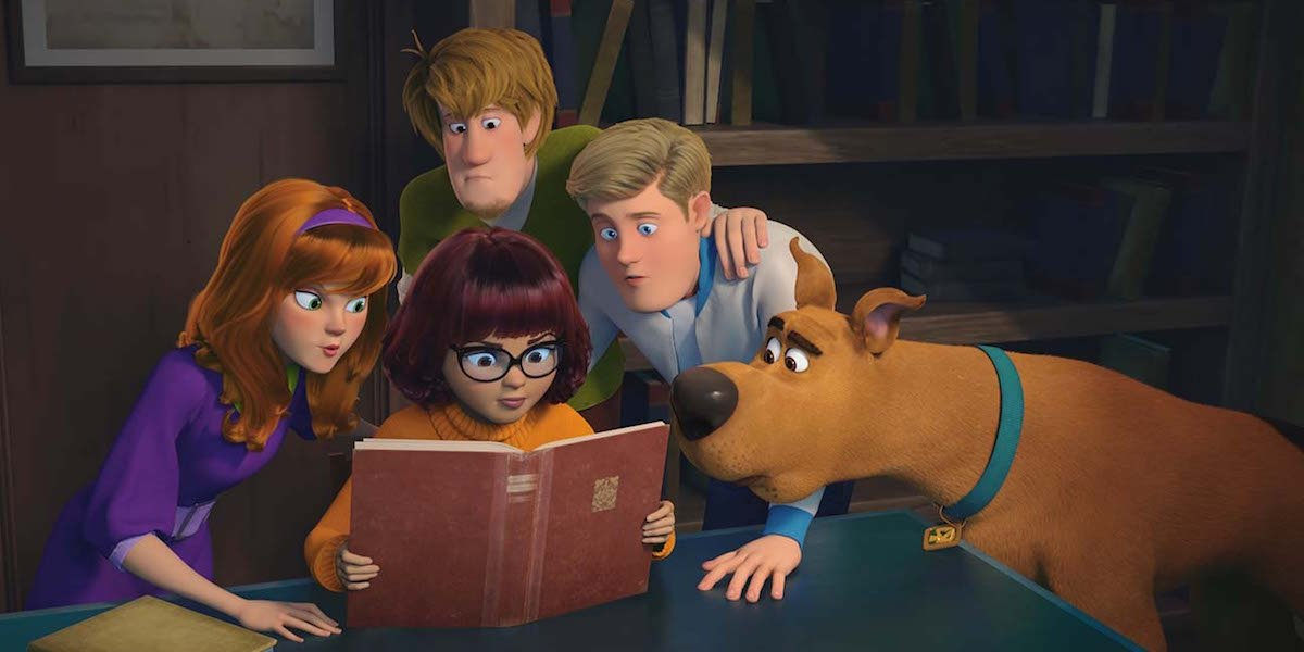 Scooby-Doo characters