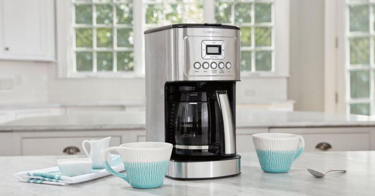 best coffee maker: Cuisinart coffee maker