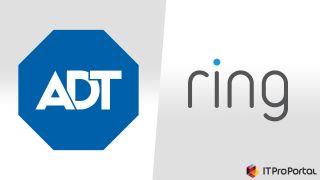 adt ring logos versus