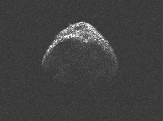 Asteroid 2012 LZ1