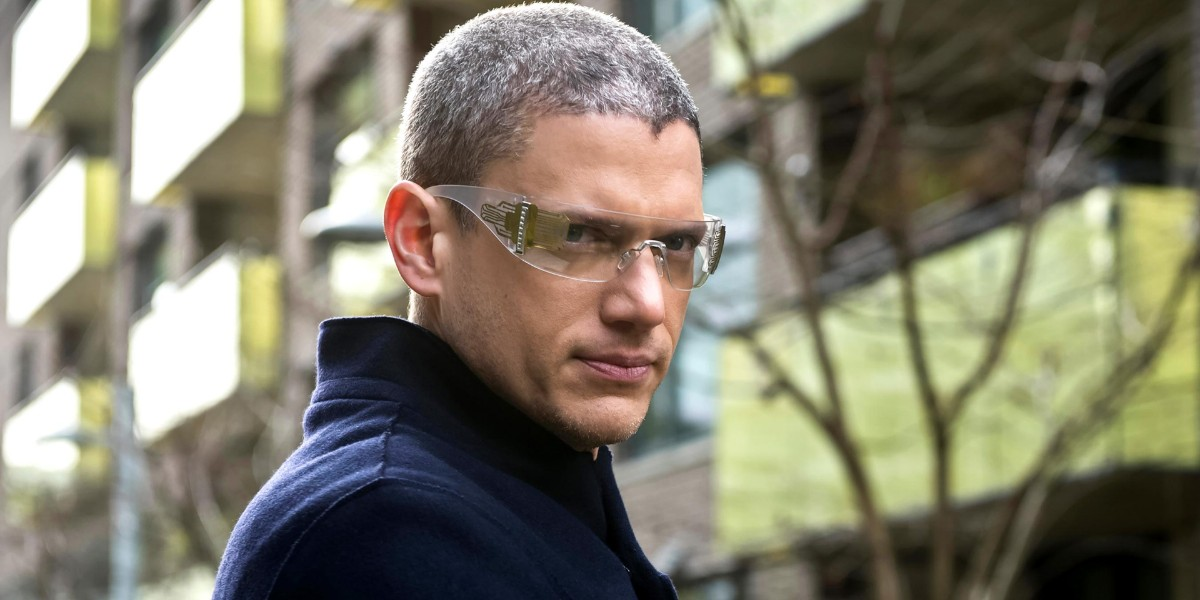 Wentworth Miller - Legends Of Tomorrow