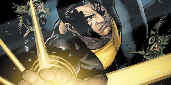 Black Adam comics