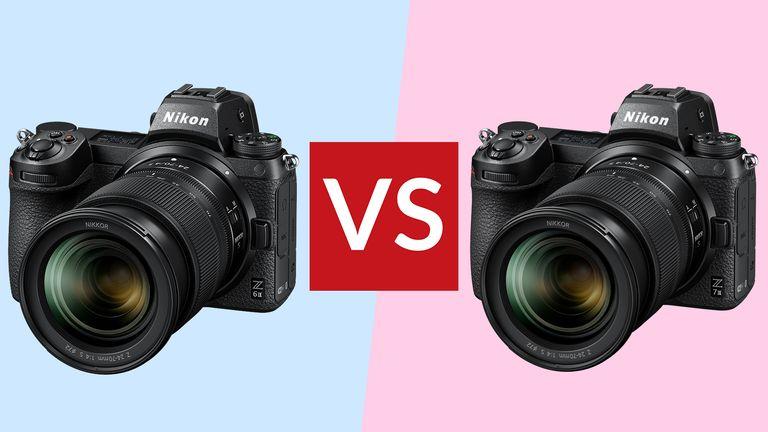 Nikon Z6 II vs Nikon Z7 II