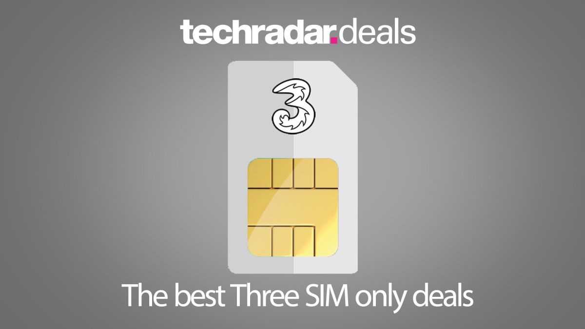 The Best Three Sim Only Deals And Plans In November 2020 Techradar